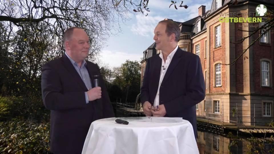 Dieter Schulze Zumkley und Hubert Schulze Hobeling im Interwiev
